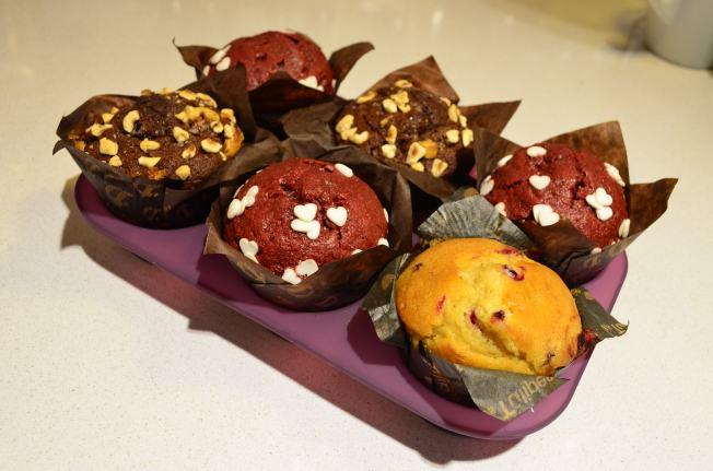 muffins-madelenas